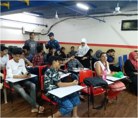 Training Students in Class